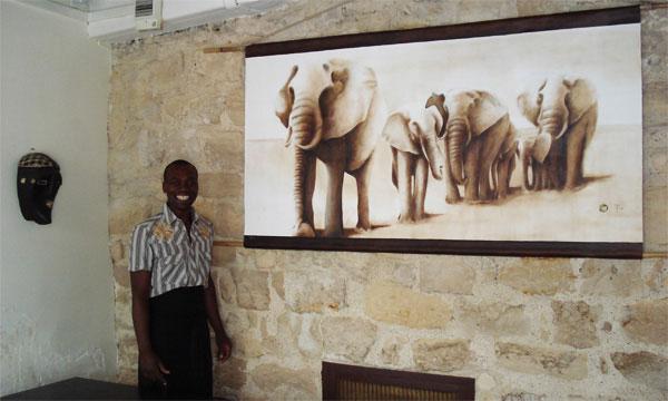 A voir dans votre restaurant africain à Paris
